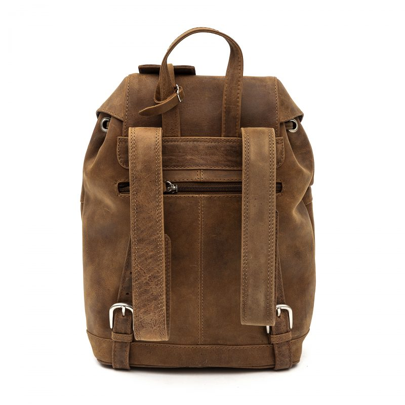 Sorrento tan backpack